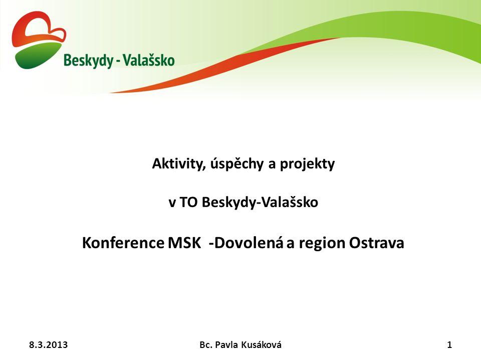 8.3.2013Bc.Pavla Kusáková1 Trojanovice 20. 6.