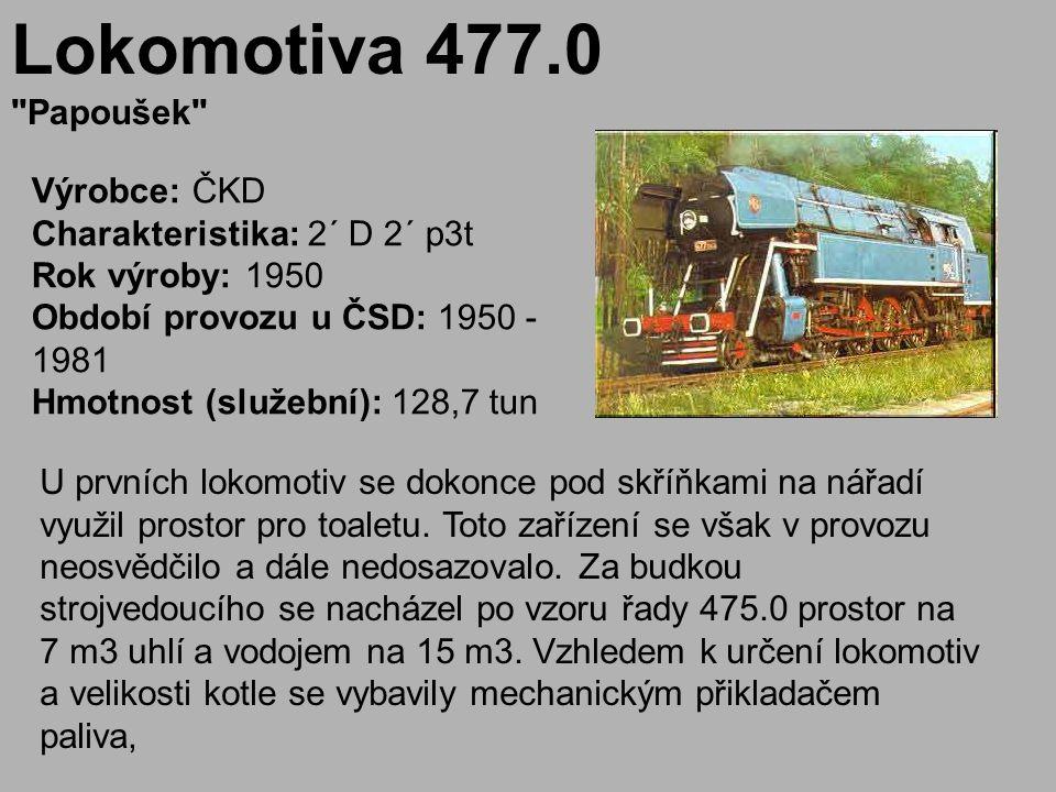 """477.143 """"Papoušek"""" Železniční muzeum Lužná u Rakovníka 18. května 2006"""