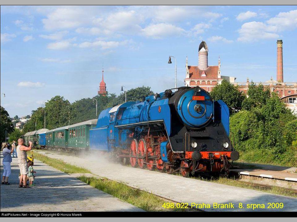 """498.022 """"Albatros"""" + 486.007 slovenská Ústí nad Labem 29. září 2008"""