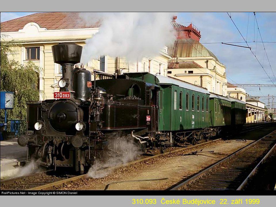 486.007 Bohosudov 27. září 2008. 150 let výročí trati Ústí n. Labem - Chomutov