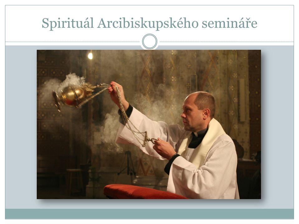 Spirituál Arcibiskupského semináře