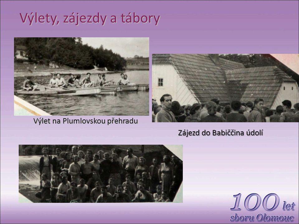Výlety, zájezdy a tábory Výlet na Plumlovskou přehradu Zájezd do Babiččina údolí