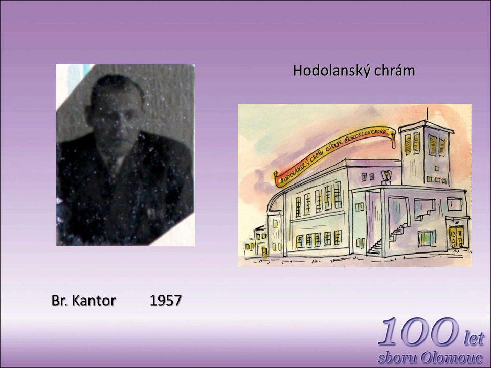 Br. Kantor1957 Hodolanský chrám