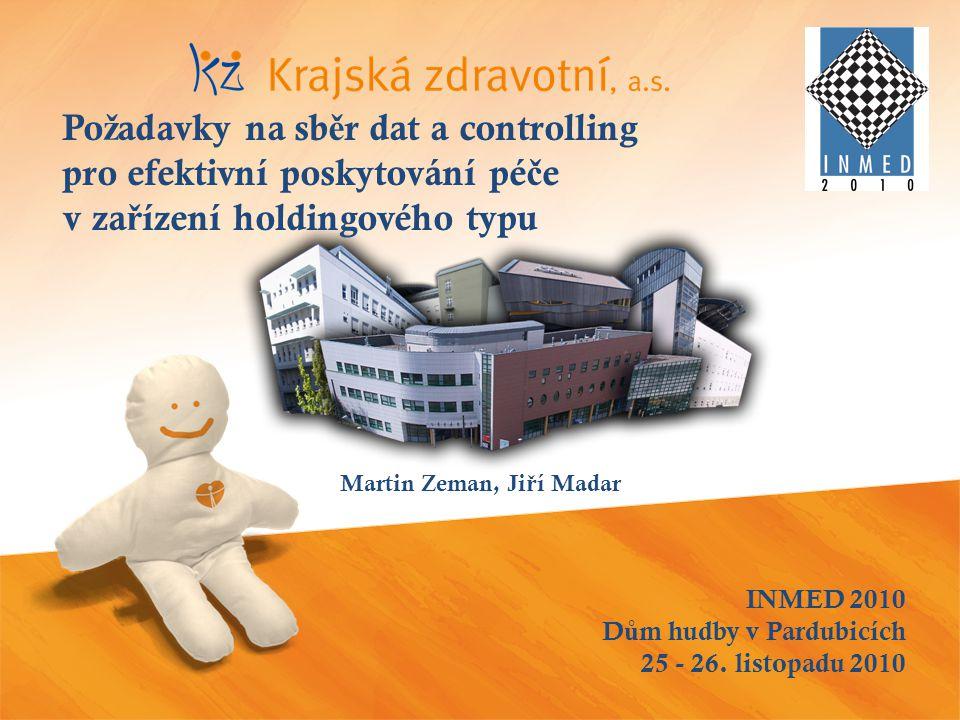 INMED 2010 - Pardubice Ukázka – sledování vývoje po č tu p ř ípad ů, VZP