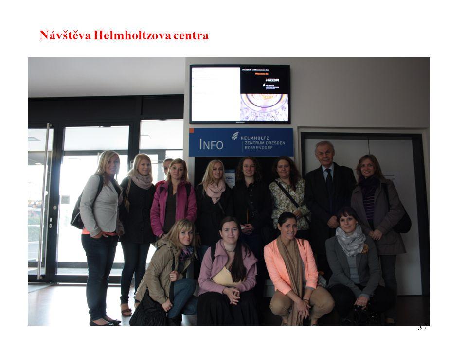 37 Návštěva Helmholtzova centra