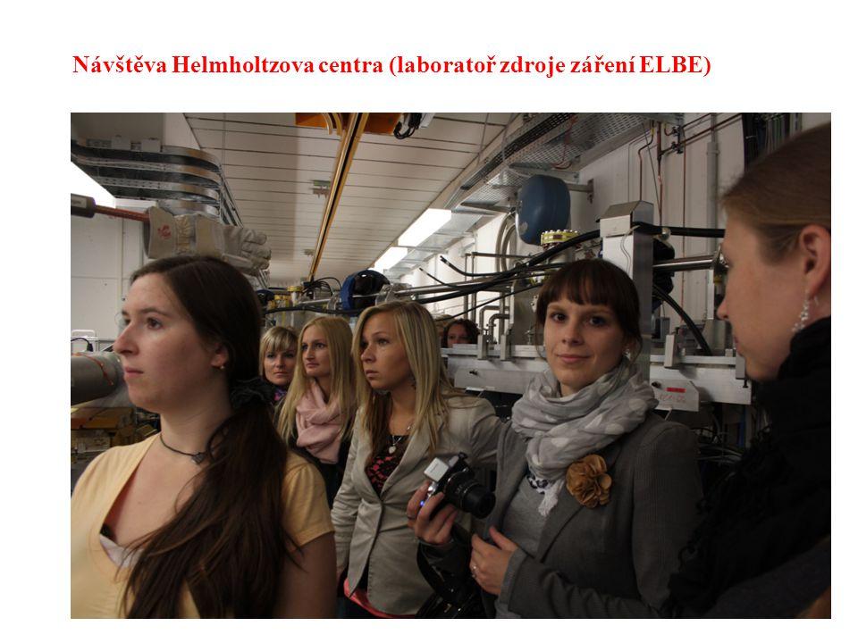 39 Návštěva Helmholtzova centra (laboratoř zdroje záření ELBE)