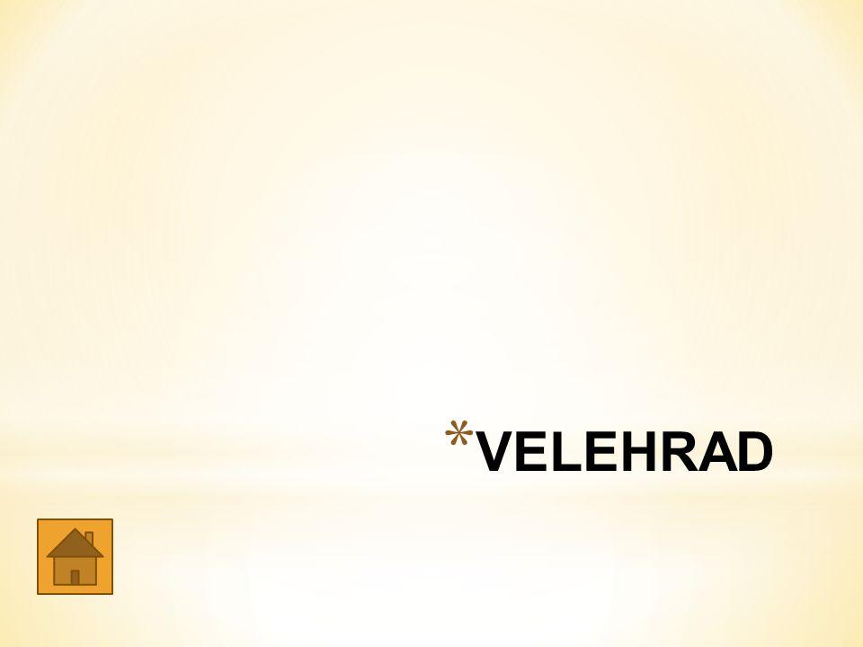 * VELEHRAD