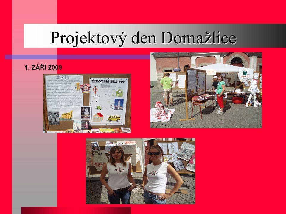 Projektový den Domažlice 1. ZÁŘÍ 2009