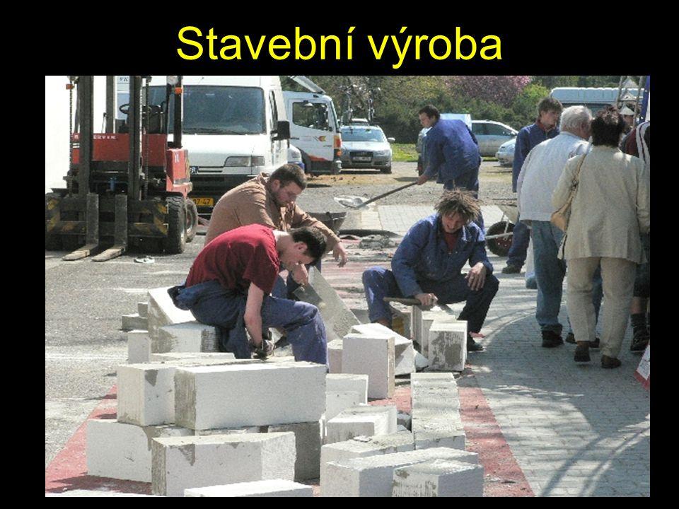 Stavební výroba