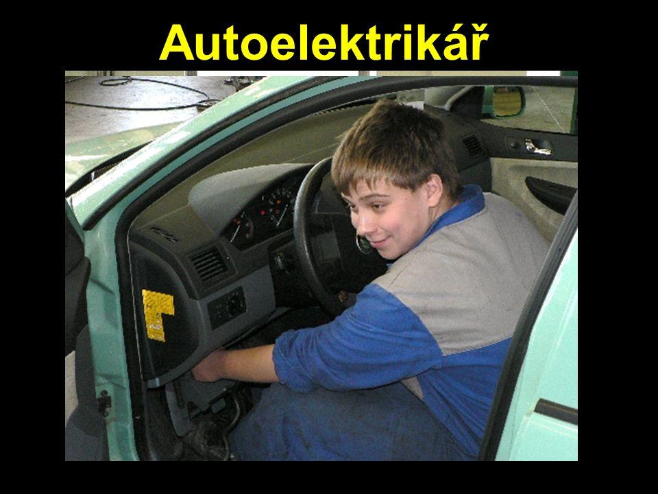 Autoelektrikář