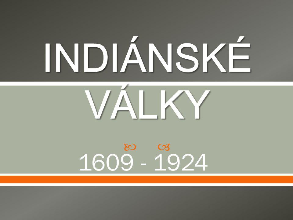  1609 - 1924