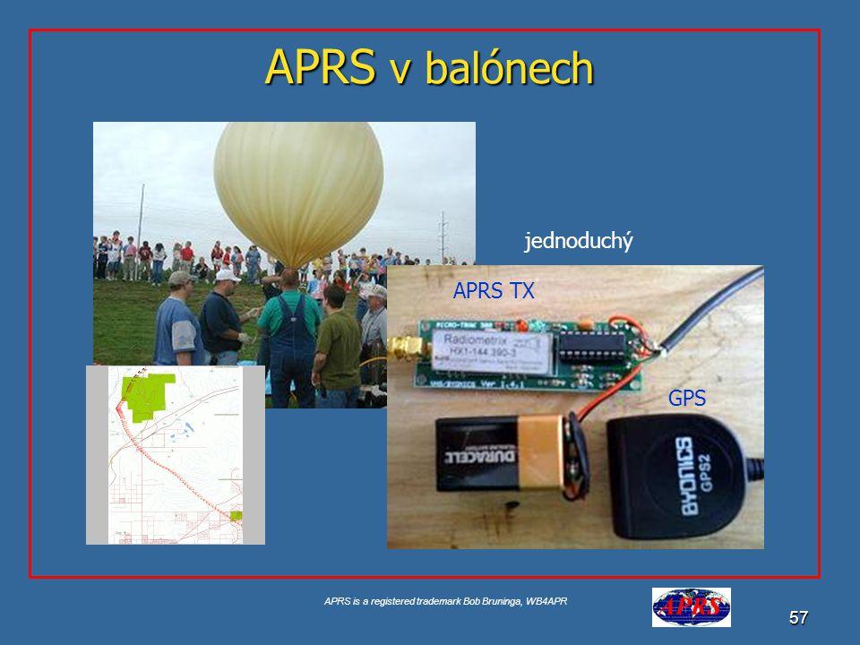 APRS is a registered trademark Bob Bruninga, WB4APR 58 APRS ( Solo DF Fade Circle Technique )