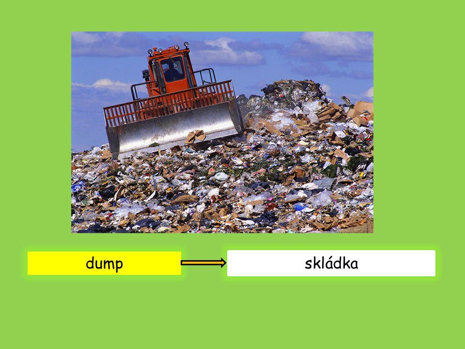 dump skládka