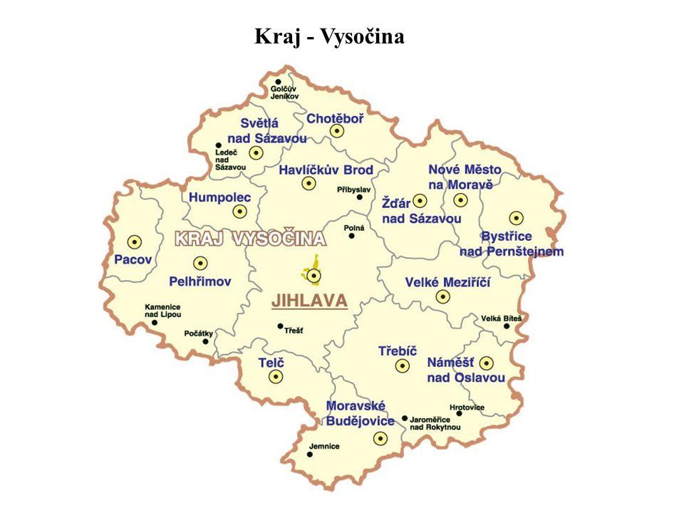 Kraj - Vysočina