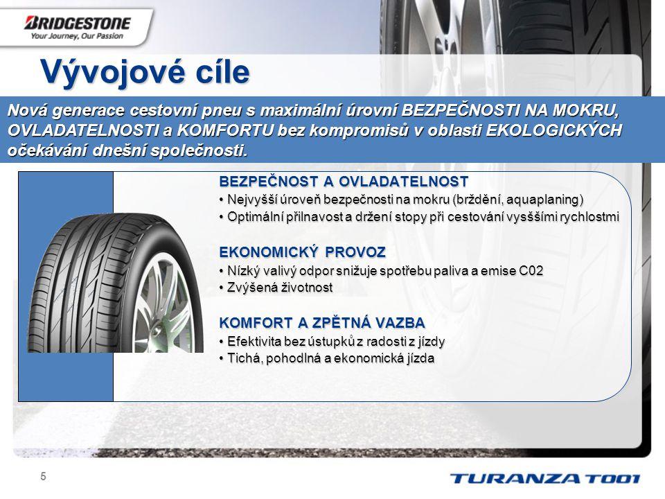 16 Podmínky testu:  205/55 R16 : VW Golf (přední náhon)  225/45 R17 : Mercedes C-Class (zadní náhon)  4 cestující + zavazadla (30kg)  10 000 km flotilový tes (kombinace dálnic, silnic 1.a 2.