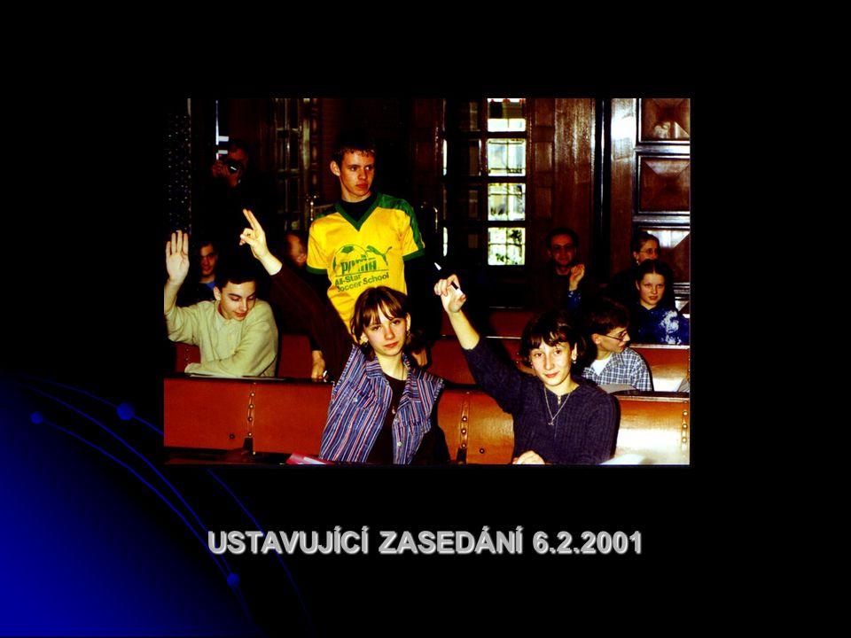 USTAVUJÍCÍ ZASEDÁNÍ 6.2.2001