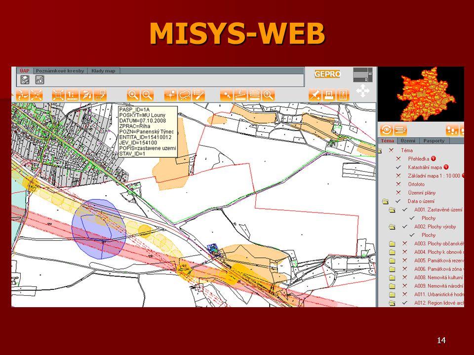 MISYS-WEB 14