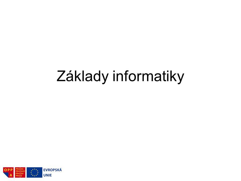 Ing. Josef Brzák,CSc22 řadič paměť operační jednotka vstupvýstup