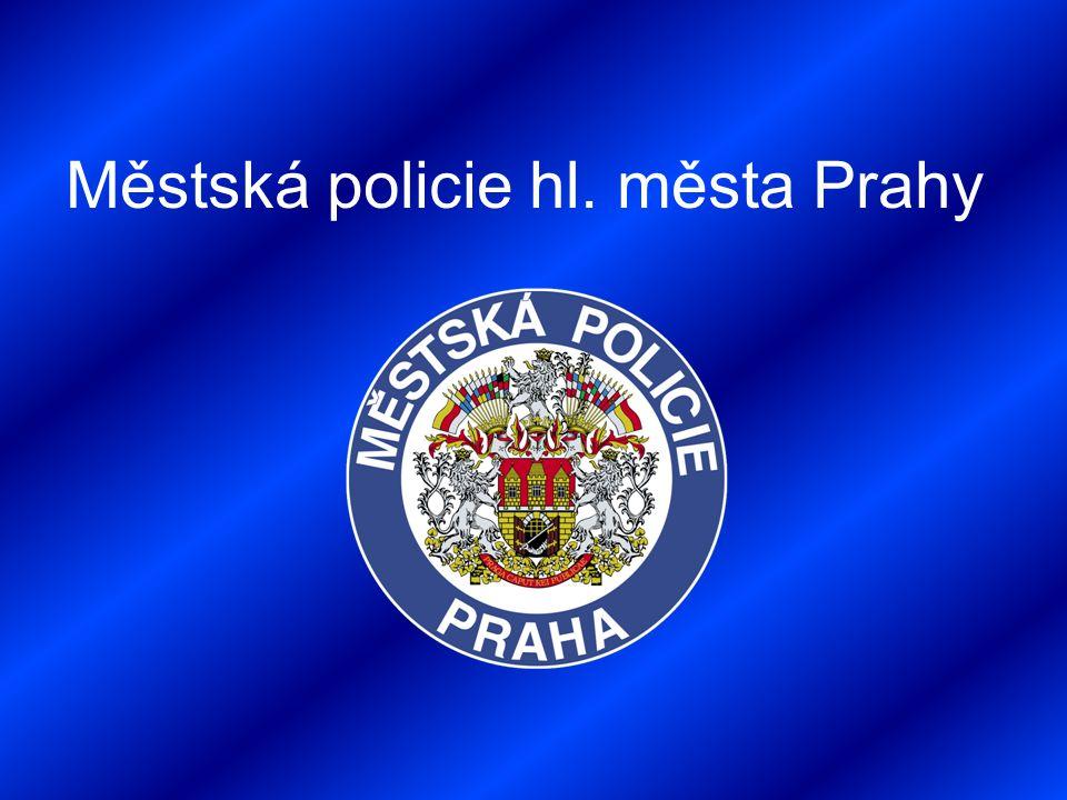 Městská policie hl. města Prahy