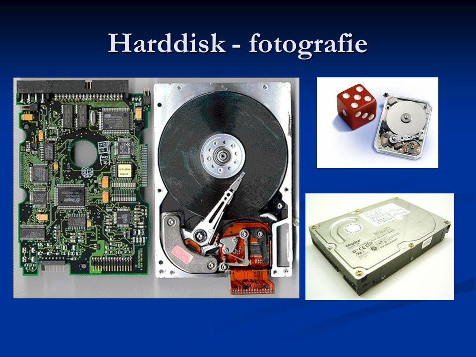Harddisk - fotografie