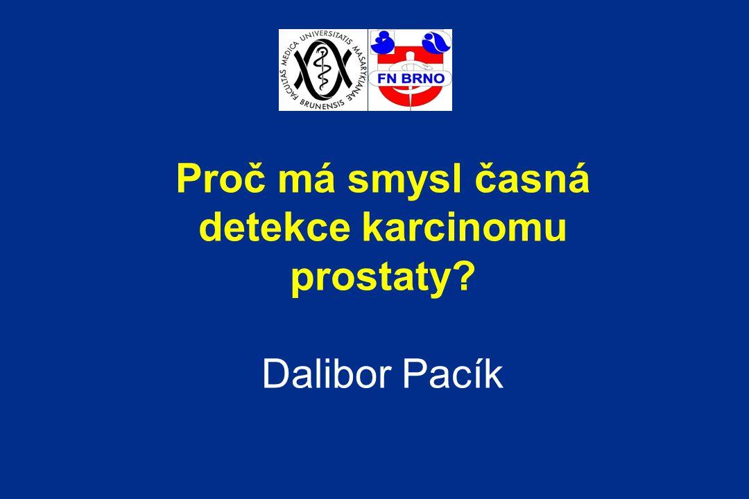 Onemocnění prostaty BPH, KP – častá onemocnění KP – ČR – 3.