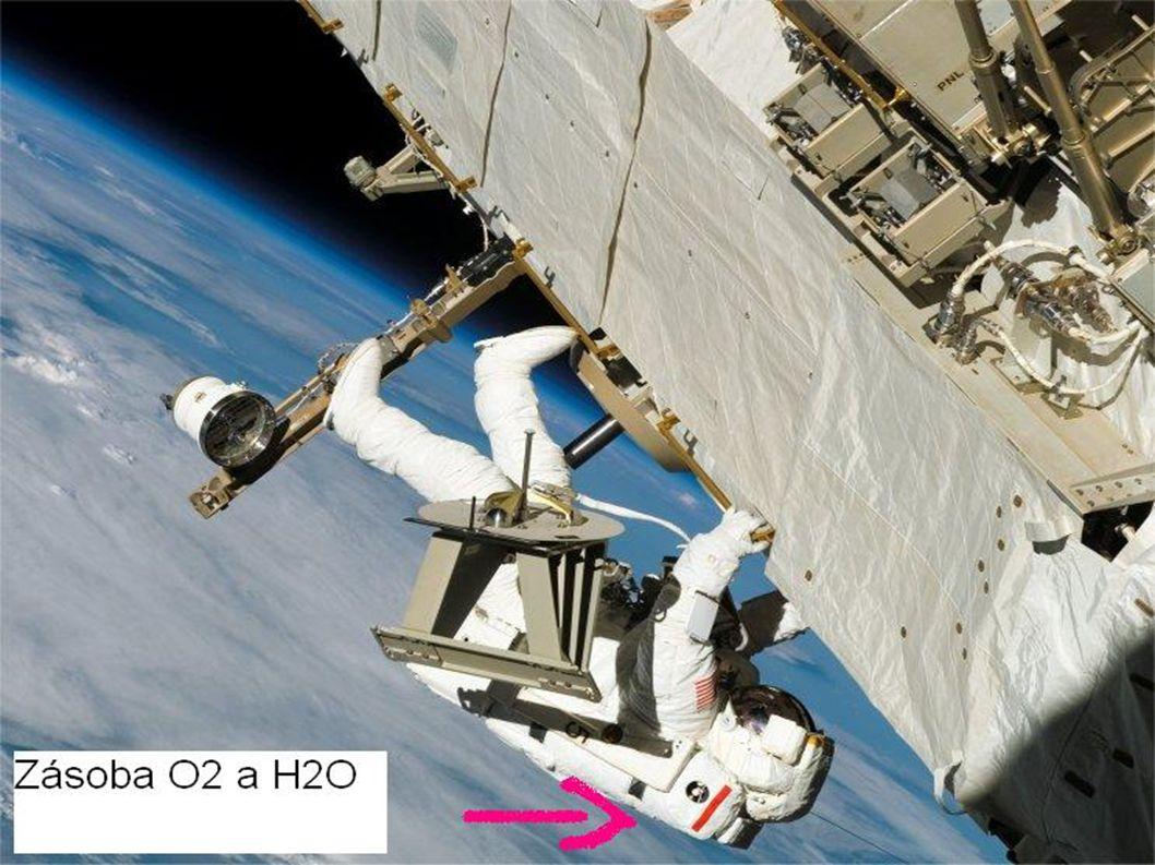 Vesmírné spodní prádlo Vesmírné spodní prádlo Přesto, že je v kosmickém prostoru velmi chladno, kosmonauti by se ve svých oblecích velmi zahřáli, kdyby jejich tělesné teplo nemohlo unikat.