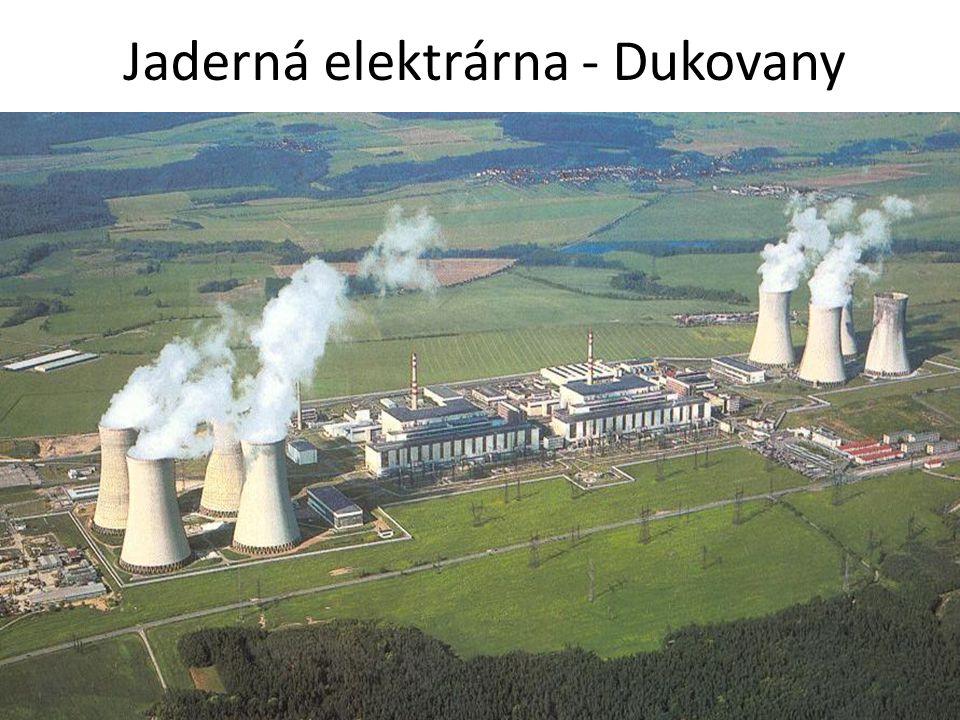 Jaderná elektrárna - Dukovany