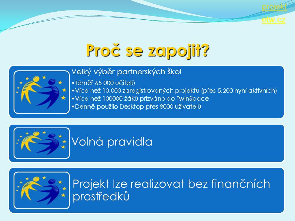 Základní otázky při zahájení projektu  Proč budeme dělat projekt.