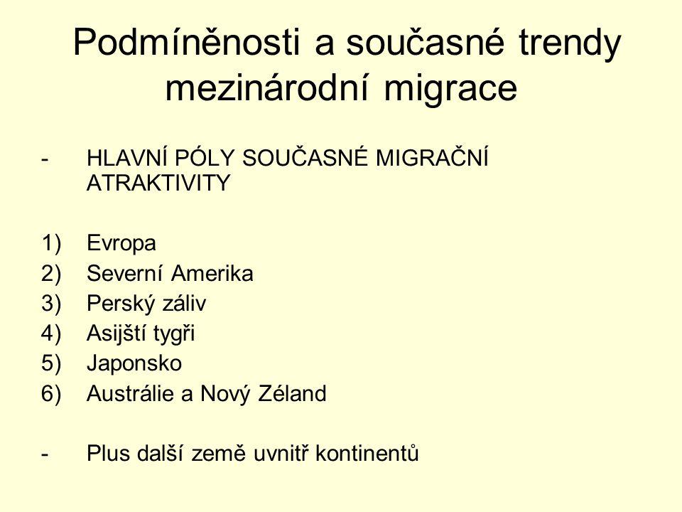 OČEKÁVANÝ PŘÍSPĚVEK CIZINCŮ K POPULAČNÍMU VÝVOJI ČR BK. D