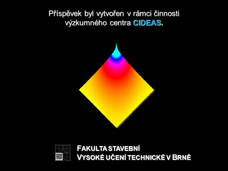 Příspěvek byl vytvořen v rámcičinnosti výzkumného centra CIDEAS.