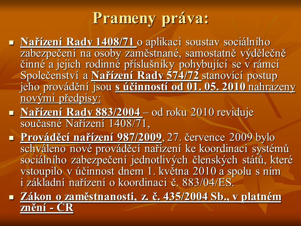 Doporučená literatura: Koldinská, K., Pikorová, G., Švec, L., Tomeš, I.