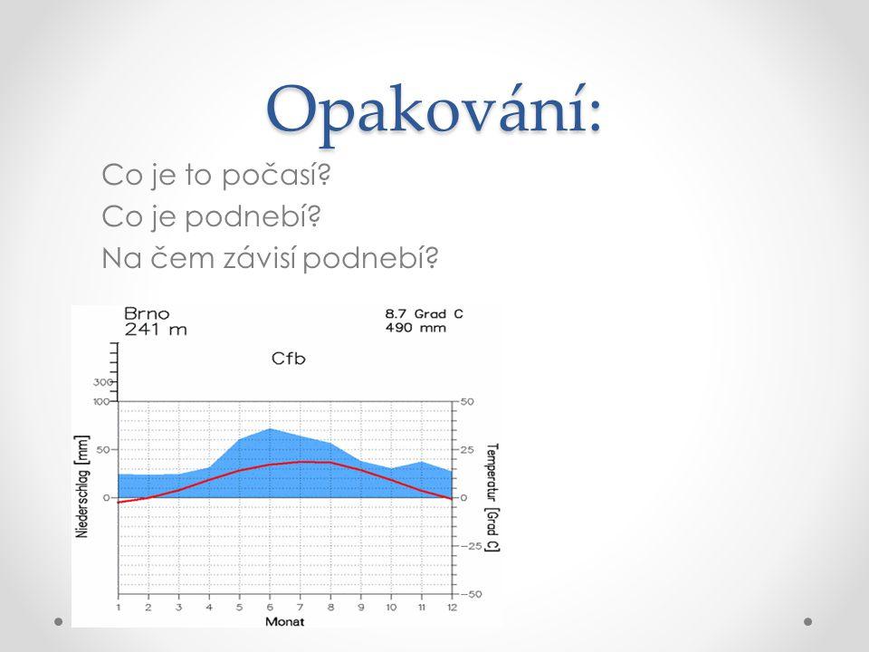 Podnebí Klimatické pásy:  Polární a subpolární - nejsevernější  Mírný - většina (80%)  Subtropický - Středomoří Podnebí :  přímořské (Z proudění)  kontinentální (evropská část Ruska) Klima: Severoatlantský proud (větev Golfského) otepluje pobřeží až o 6°C KlimaMěstoNejvyšší teplota Nejnižší teplota Nejvíce srážek Nejmé ně srážek Přímořské Mírné přechodné Mírné kontinentální Subtropické