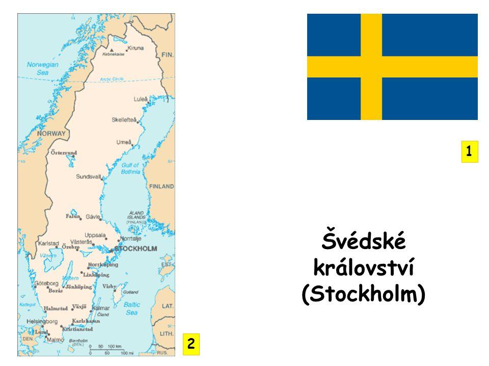 Švédské království (Stockholm) 1 2