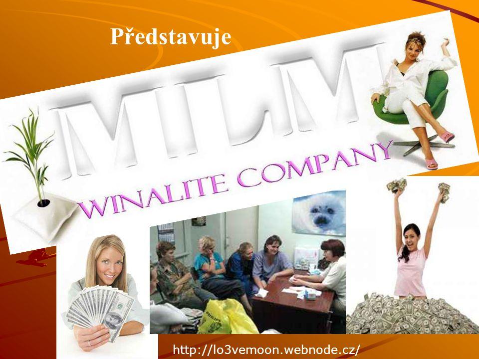WINALITE Jeden svět Jeden tým Jeden sen Zveme Vás ke spolupráci http://lo3vemoon.webnode.cz/