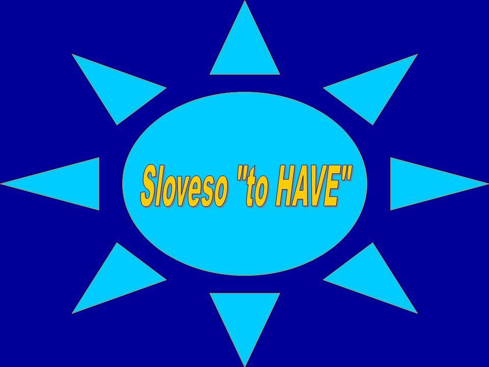 I you he she it we you they haven´t got hasn´t got Jednodušší je použít stažené tvary HAVEN´T a HASN´T: .