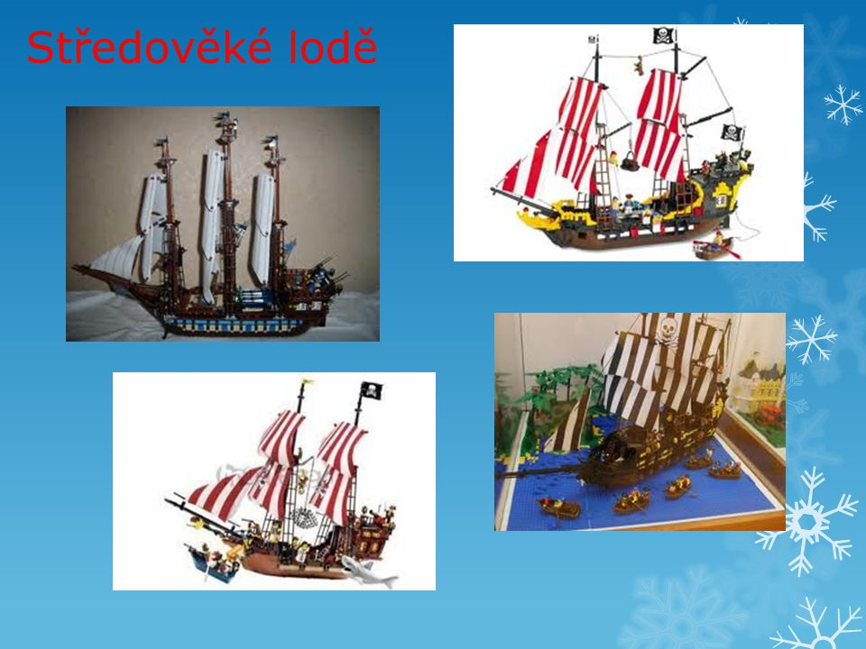 Středověké lodě