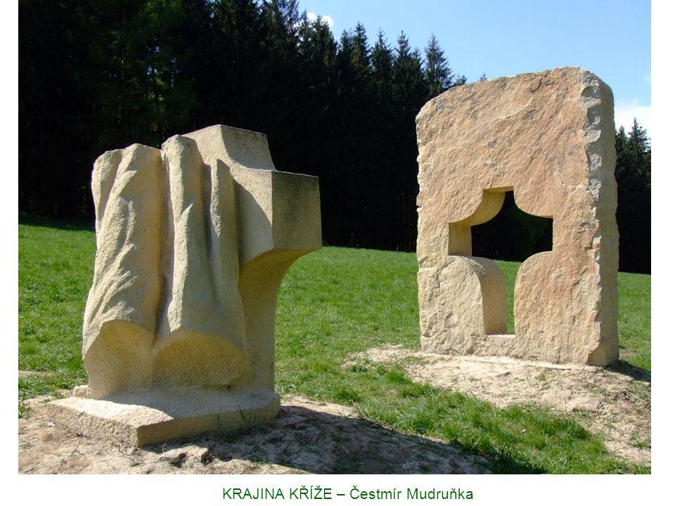 KRAJINA KŘÍŽE – Čestmír Mudruňka