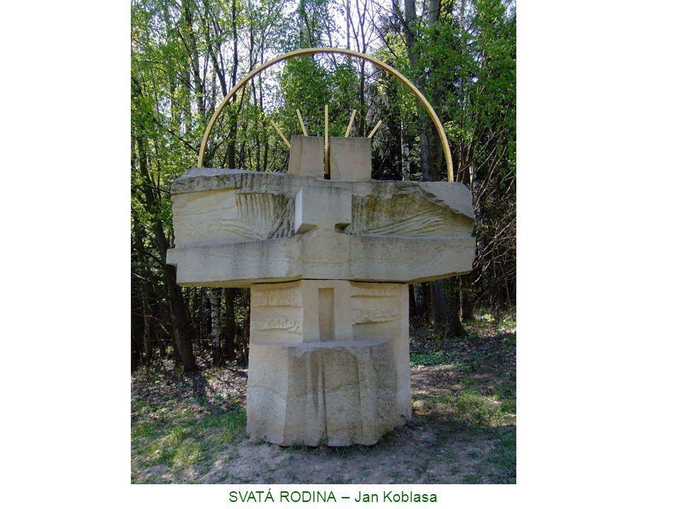 SVATÁ RODINA – Jan Koblasa