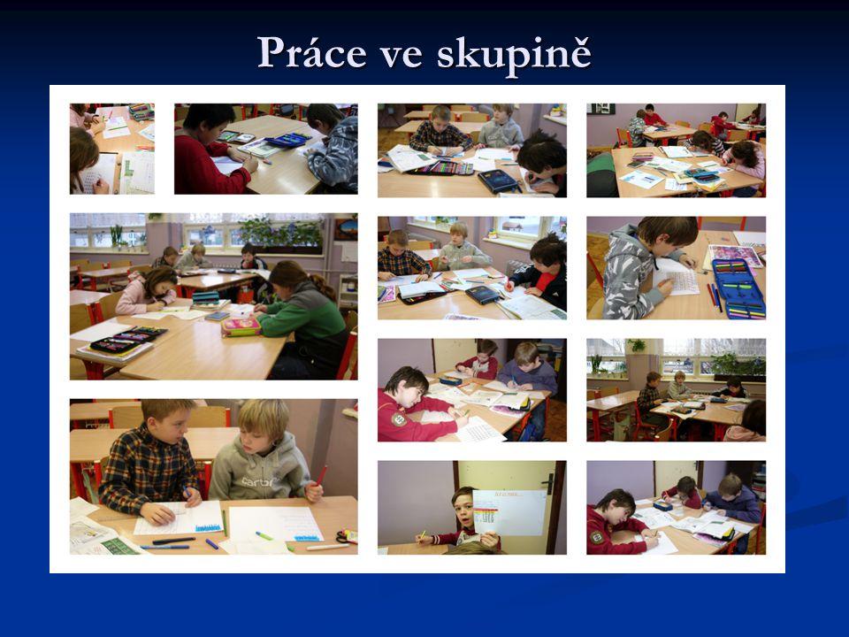 Práce na PC 1) Žáci si zábavnou formou procvičí, prohloubí a ověří svou znalost slovní zásoby a gramatiky prostřednictvím online cvičení a her na PC 2) Žáci vyhledávají další informace na internetu