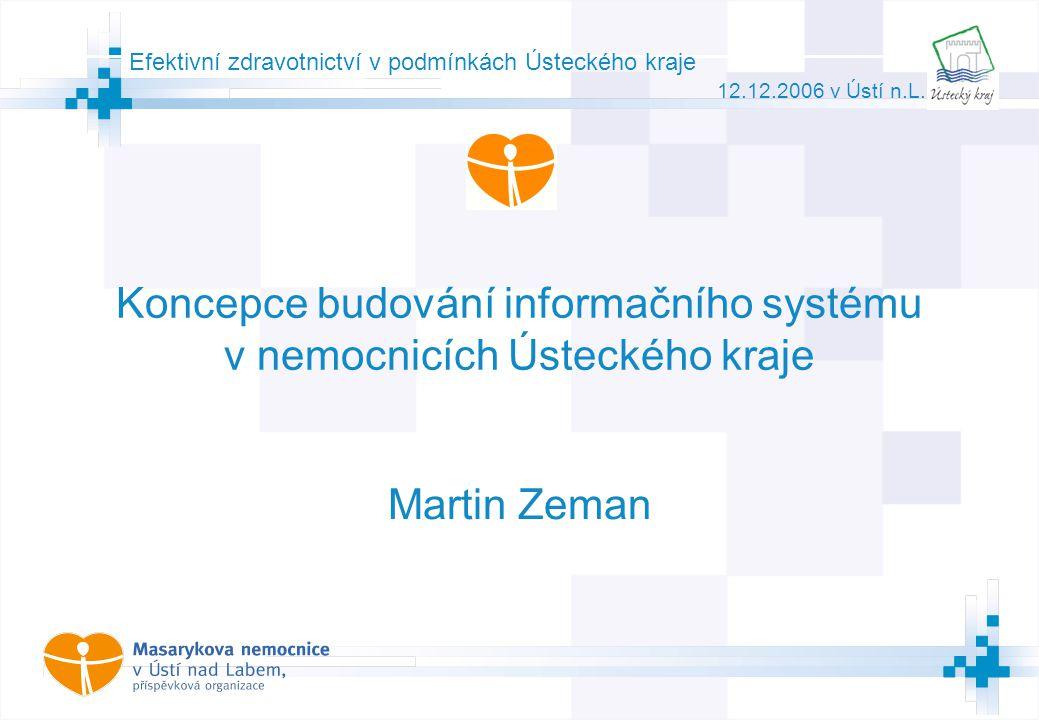 1 © AGIT AB Efektivní zdravotnictví v podmínkách Ústeckého kraje 12.12.2006 v Ústí n.L.
