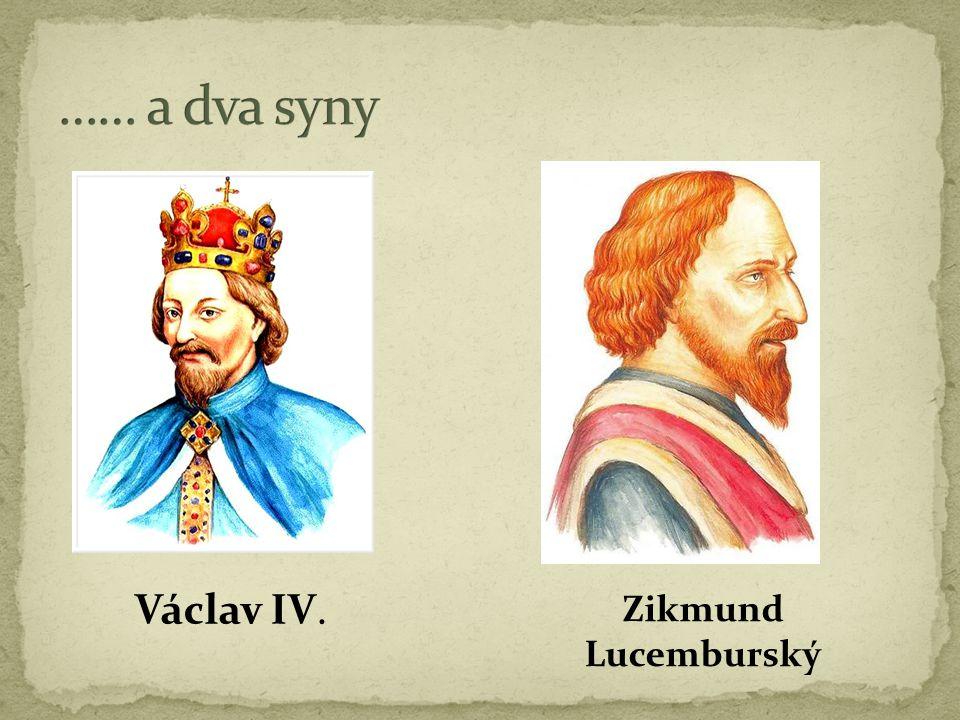 Václav IV. Zikmund Lucemburský