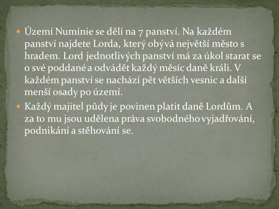 Álfové sedmičku vyhnali z Numínie.