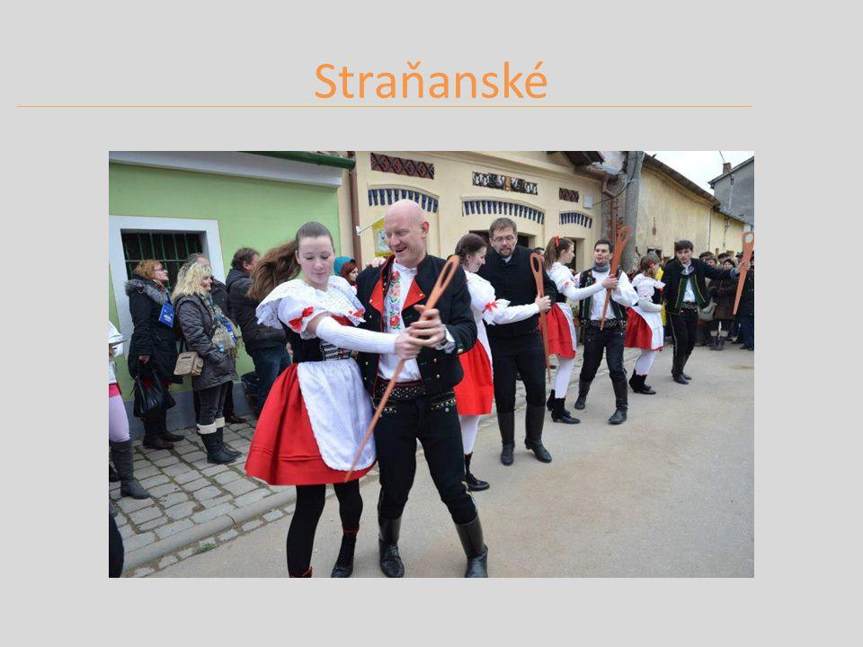 Straňanské