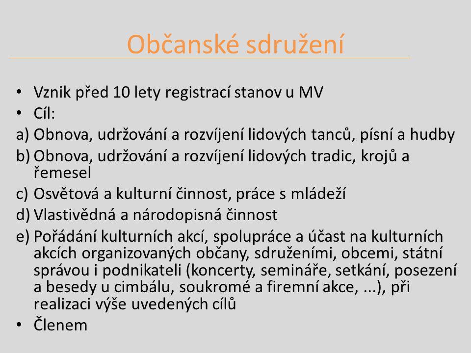 """Chase podpořené projekty a)Oživení lidové kultury v Hustopečích a na Hustopečsku (2003) b)""""Hustopeče v pohybu (2012)"""