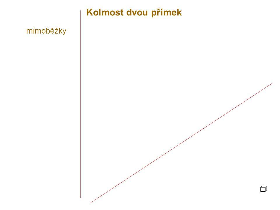 Metrické vlastnosti přímek a rovin 2.Kolmost přímek a rovin autor: RNDr.