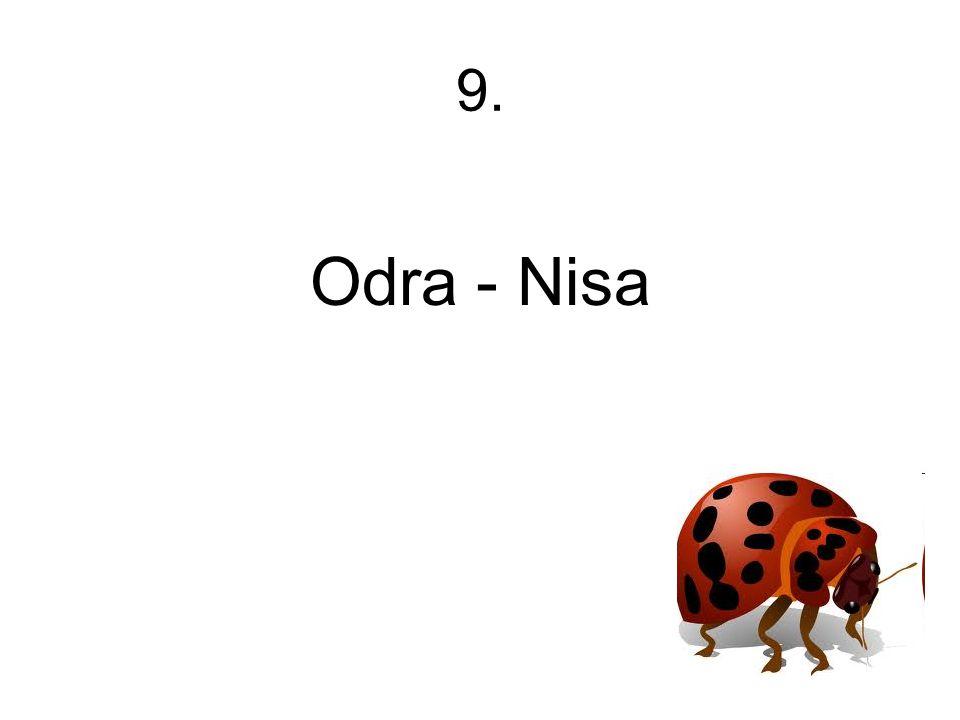 9. Odra - Nisa