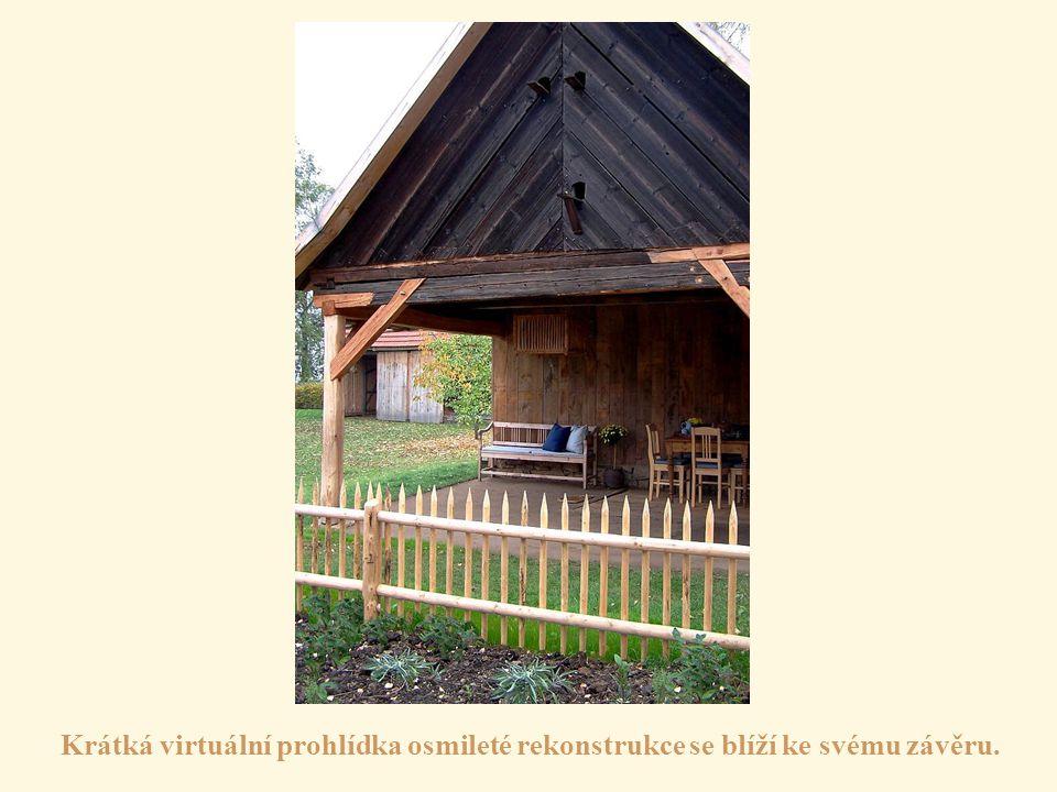 Veškeré zde stojící stavby pocházejí z 18. a 19. století.