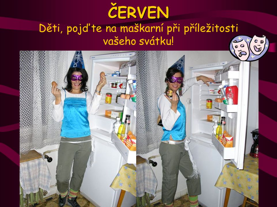 ČERVENEC ČERVENEC Jeďte povzbudit své oblíbené zpěvačky na letní festivaly!