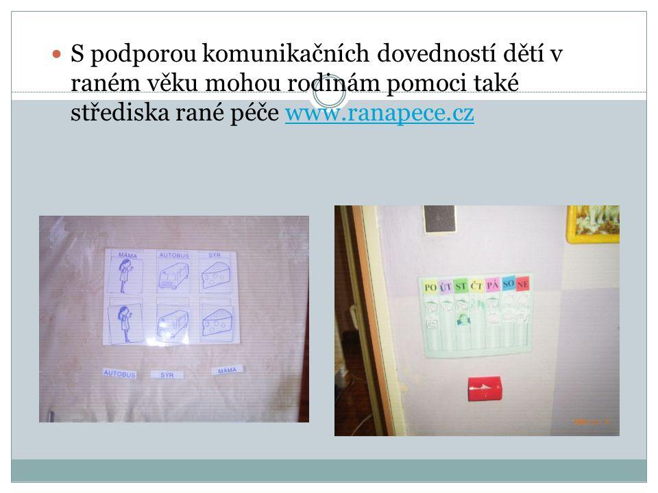 Počítačové programy Lidé s postižením řeči mohou používat řadu počítačových programů, které slouží ke komunikaci i k výuce.