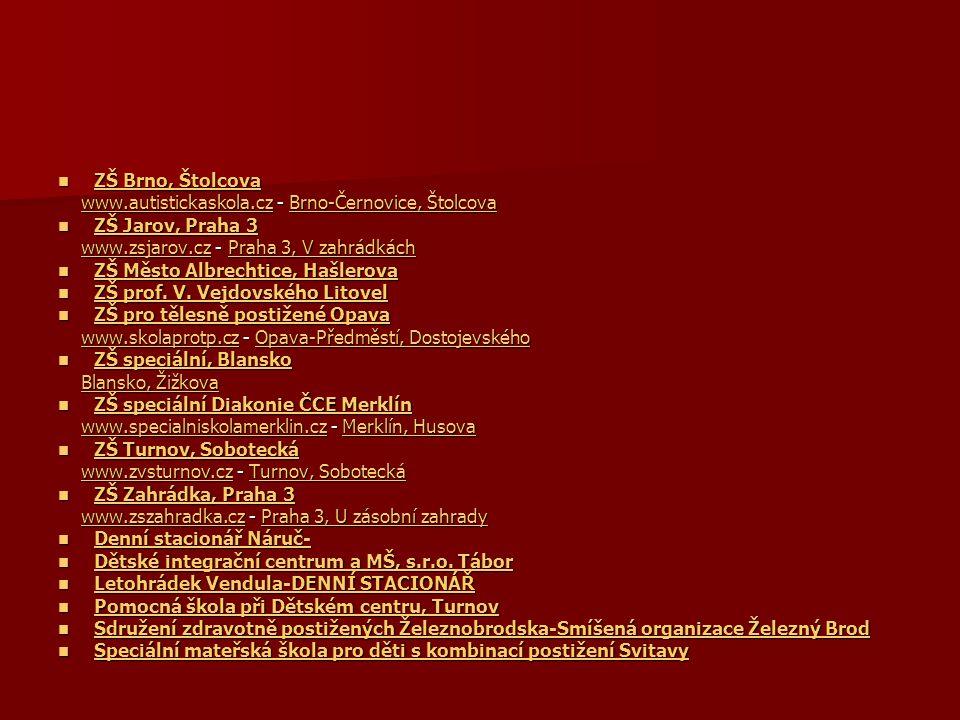 ZŠ Brno, Štolcova ZŠ Brno, Štolcova ZŠ Brno, Štolcova ZŠ Brno, Štolcova www.autistickaskola.cz - Brno-Černovice, Štolcova www.autistickaskola.cz - Brn